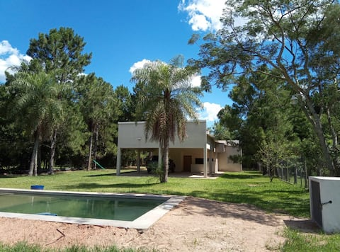 Casa de descanso en Santa Ana Corrientes