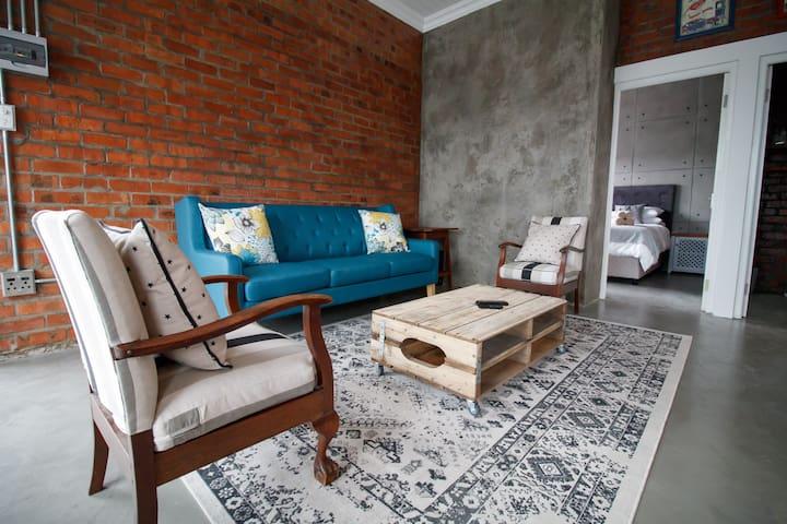 Rustic Retreat Apartment in Durbanville