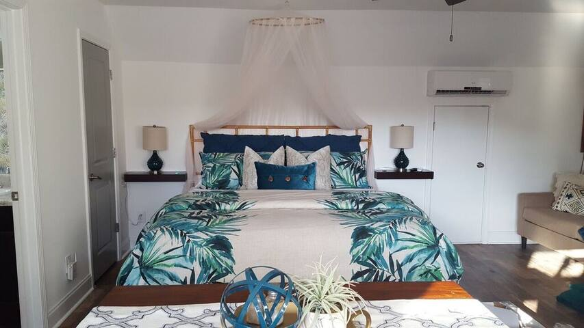 Bluffton's Finest Carriage House: Tropical Retreat - Bluffton - Apartament