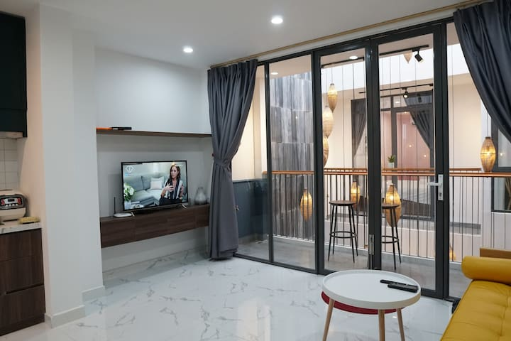 C9-Modern Apartment wt free Sauna