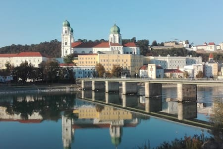 unique OASIS near UNI and OLD TOWN private balcony - Passau