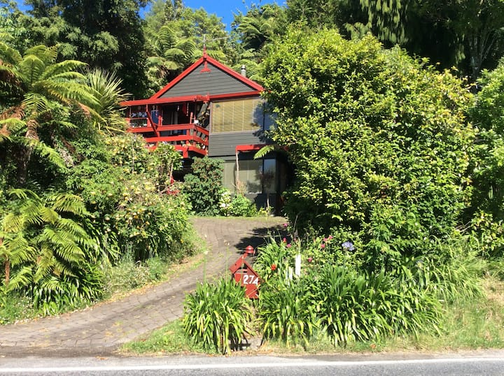 Kahurangi self contained room