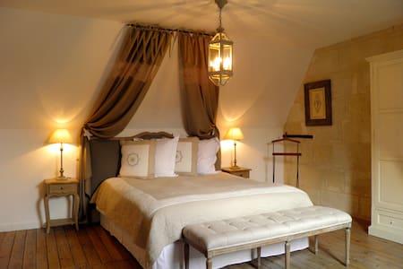 Chambre Etoiles à l'Ange est rêveur - Langeais - Bed & Breakfast
