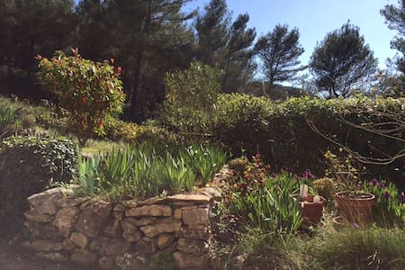 Cadre calme en pleine nature - Roquefort-la-Bédoule - Villa