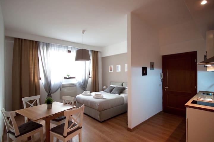Albornoz 35 - Roma - Apartment