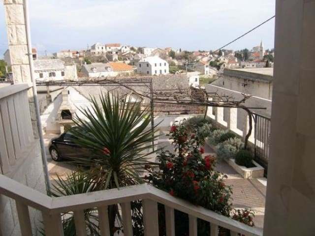 Two Bedroom Apartment with Sea View Terrace(Luka) - Sumartin - Appartement