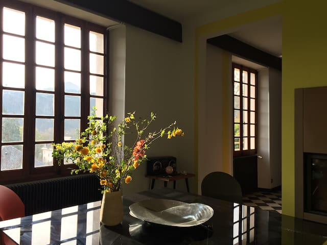 Villa vintage en Lozere - Marvejols - Casa