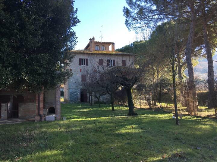 Antico Casale a Ilci di Todi - Charming farmhouse