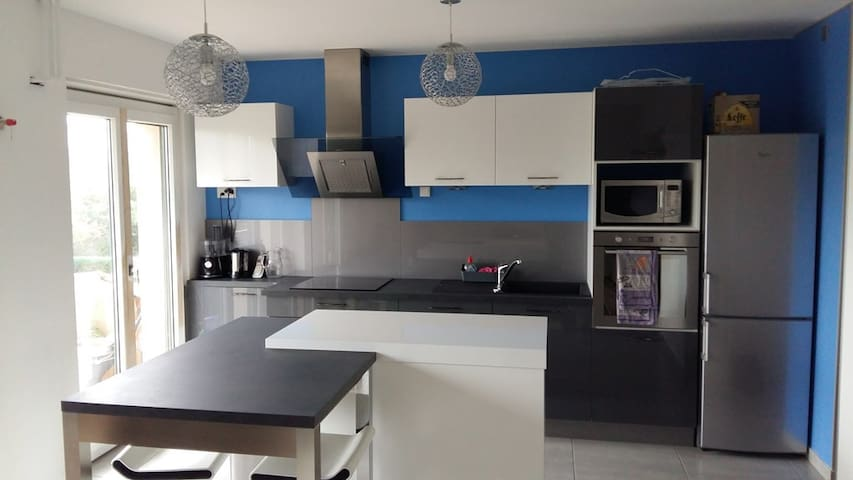 Appartement complet proche du lac - Versoix - อพาร์ทเมนท์