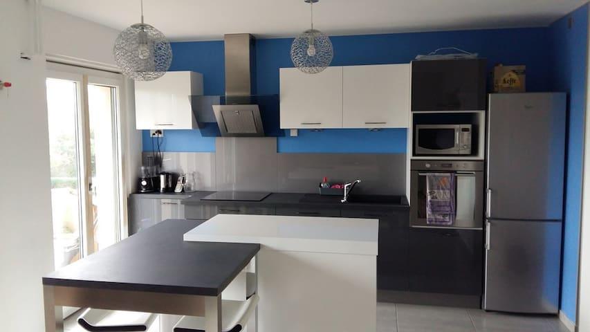 Appartement complet proche du lac - Versoix - Leilighet