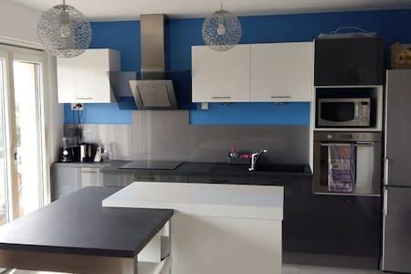 Appartement complet proche du lac - Versoix - Lejlighed