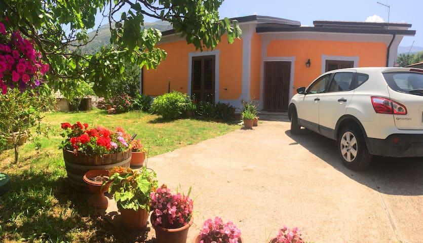 Casa vacanze a Viggianello da Lina