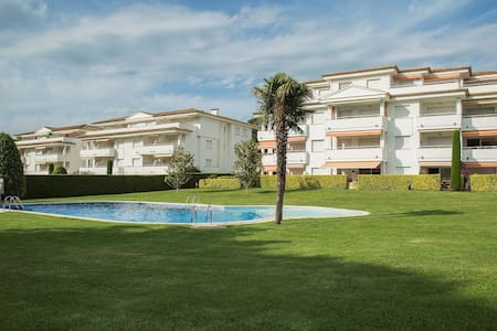 Apartment just 400m from the beach for 6 people in Pals
