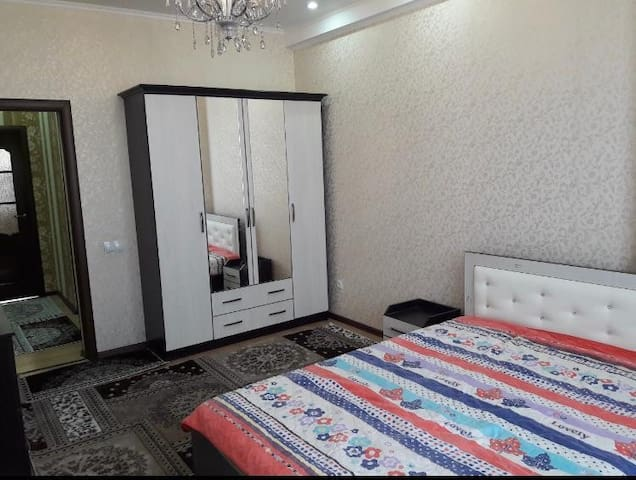 2-room apartment for rent in Sovetskaya /Skryabina