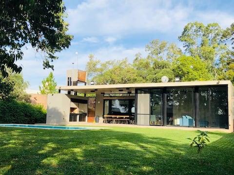 La casa de los pájaros , relax diseño y confort