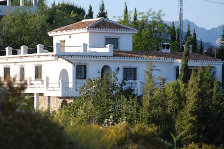 Villa rural cerca de la playa - Almuñécar - Villa