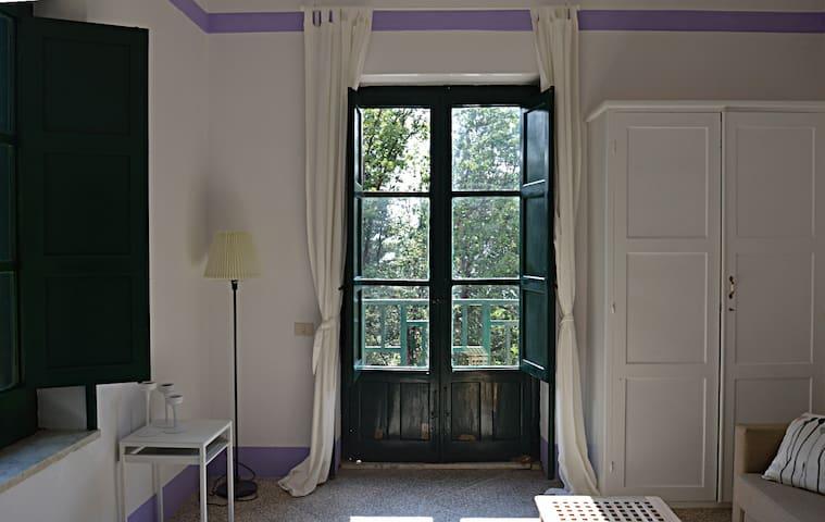 La casa di Pupi Gibilmanna Cefalù