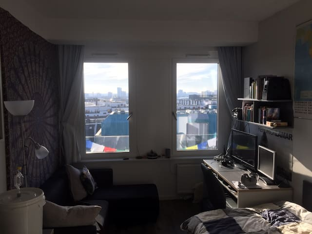 Comfortable and cheap stay in microapt