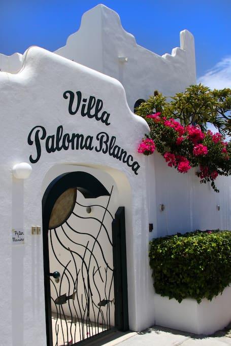 Villa Paloma Blanca.