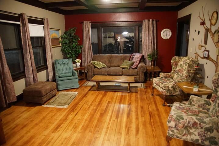 Beautiful vintage home