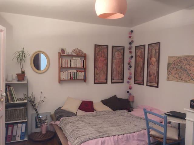 Studio proche Montmartre