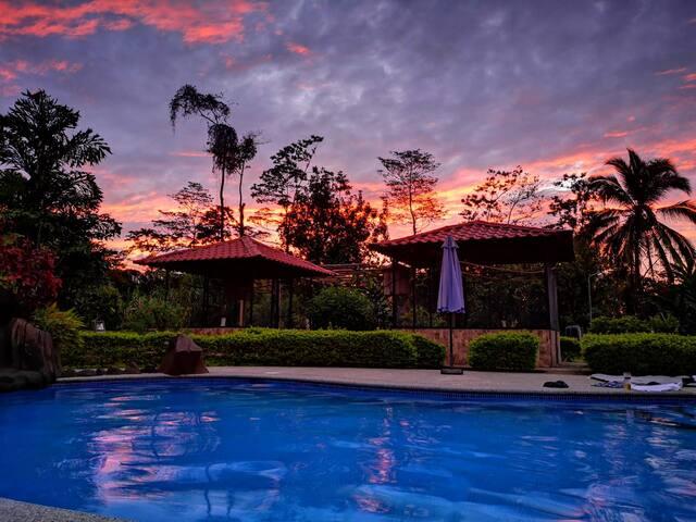 Finca La Floresta Costa Rica