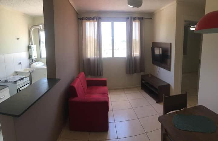 Apartamento aconchegante 4 piso confortável