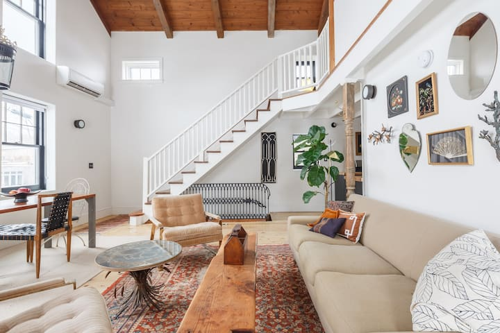 Union House - Spectacular Loft -Kingston's Rondout