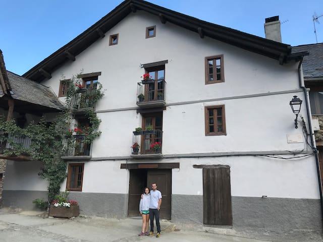 Casa Bernat de Isil