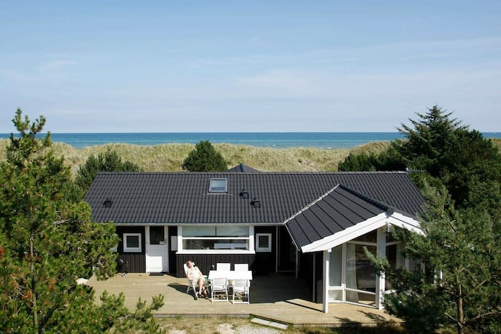 Lovely Holiday Home in Jerup with Barbecue
