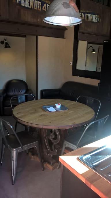 coin salon et salle à manger