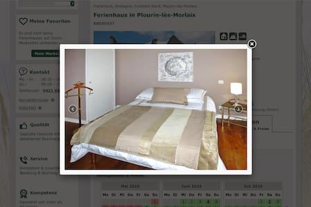 Maison tout confort trois chambres, 6 personnes - Plourin-lès-Morlaix - House - 2