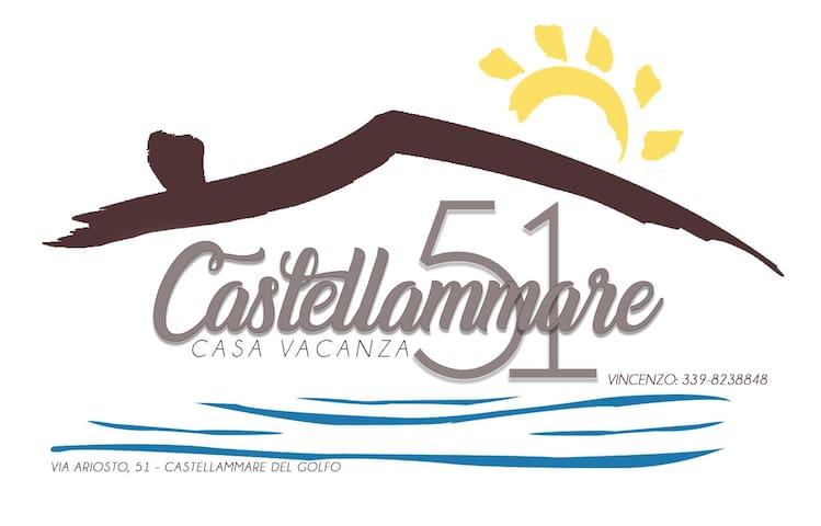 CASTELLAMMARE 51 - Castellammare del Golfo - Tatil evi