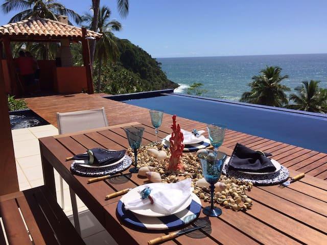 Casa Charmosa, Aconchegante na praia de Itacaré