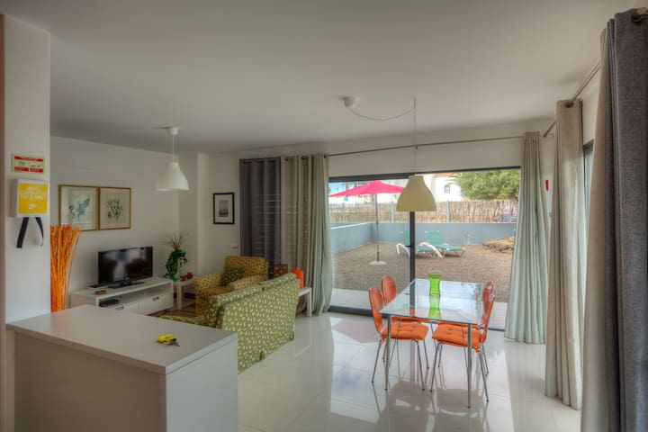 Two-bedroom Summer House - Unit C