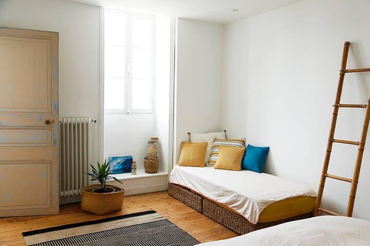 Chambres chez Kom'Home - Pont Croix - Finistère