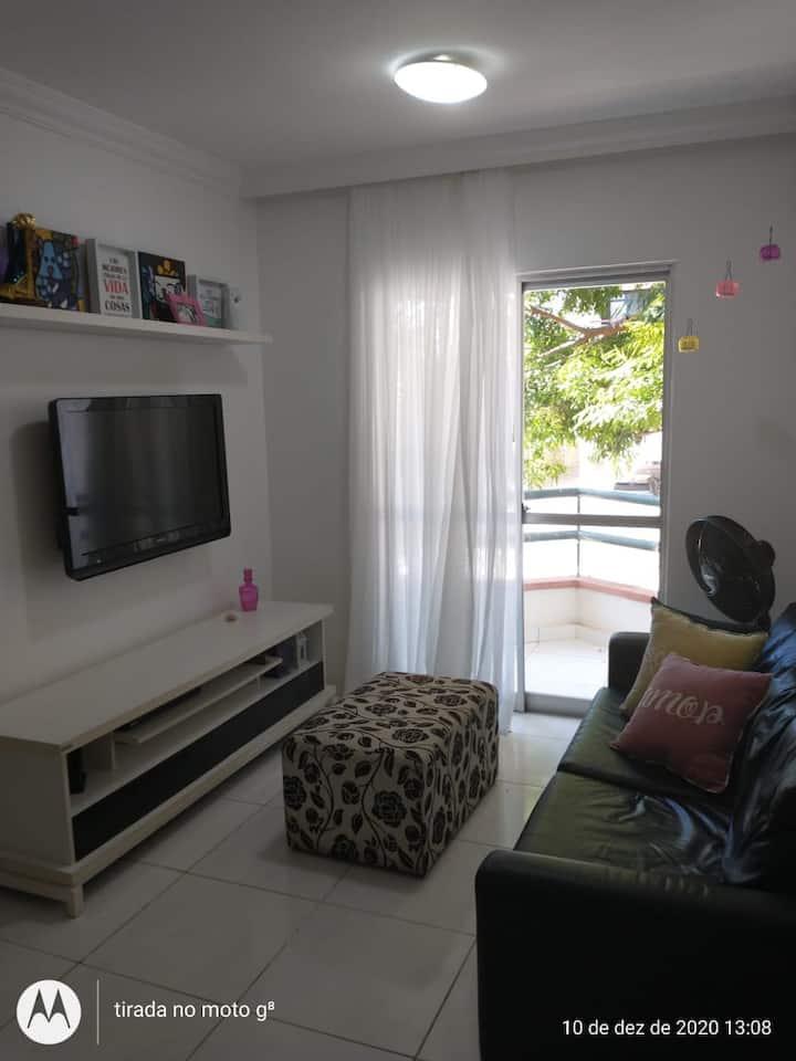 Apartamento Via Venetto, cinco minutos da praia