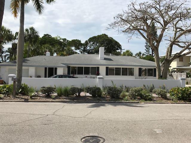 Old Florida Feeling - Sarasota - Casa