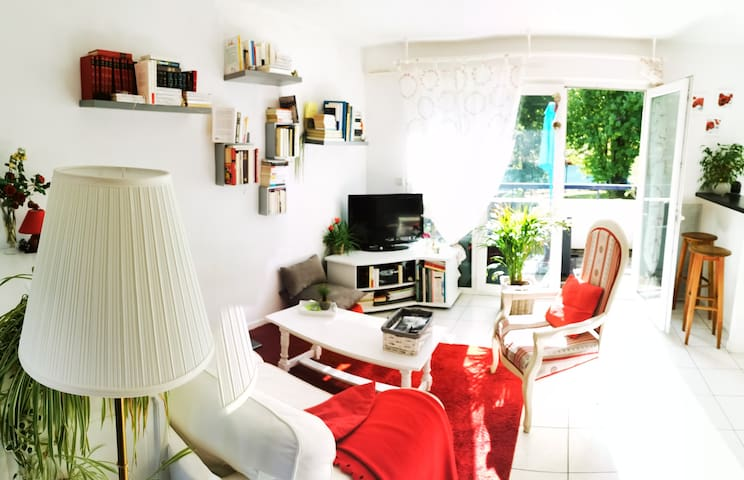 Apartment in the Forest Biarritz