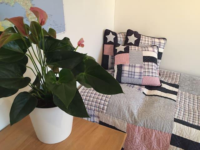 cozy room in the heart of Switzerland - Sarnen - Apartemen
