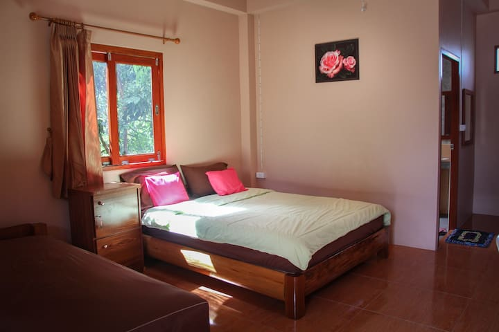Room with Fan - 2 people - Pai - Domek parterowy