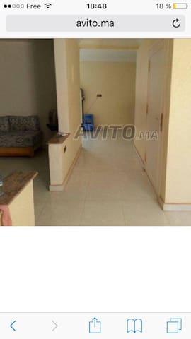Bel appartement à saidia 90m - Saïdia - Departamento