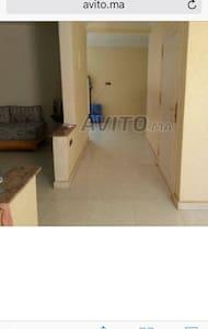 Bel appartement à saidia 90m - Saïdia - Apartemen