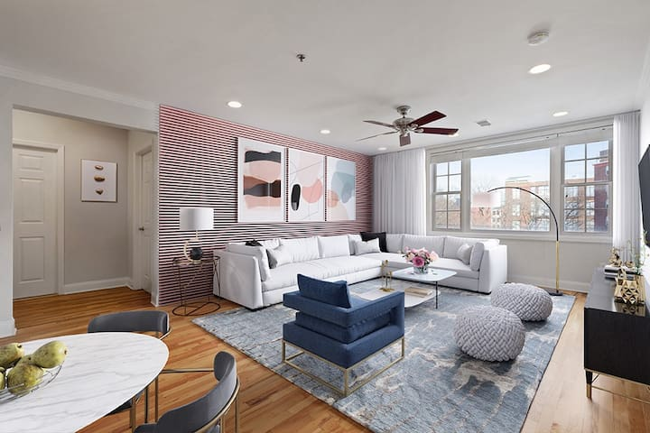 Entire apartment for you | 1BR in Hoboken