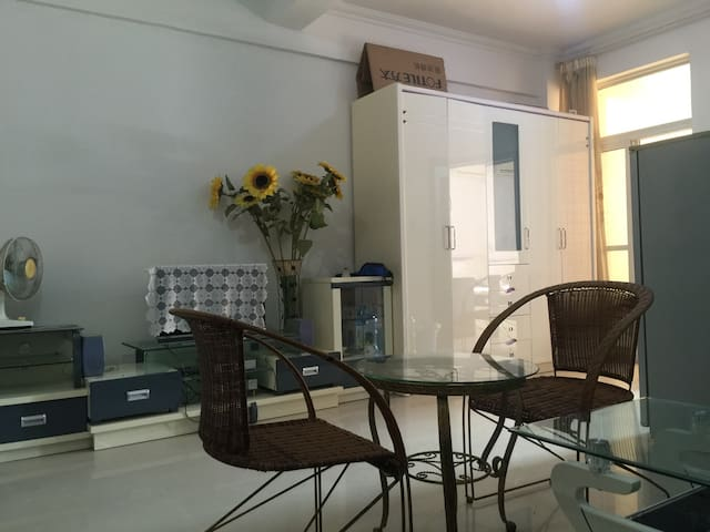 舒适二居室,交通便利(免费接、送机) - 景洪市 - Lejlighed