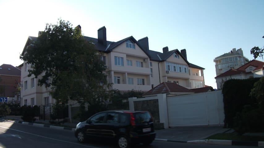 элитная квартира у моря - Gelendzhik - Daire