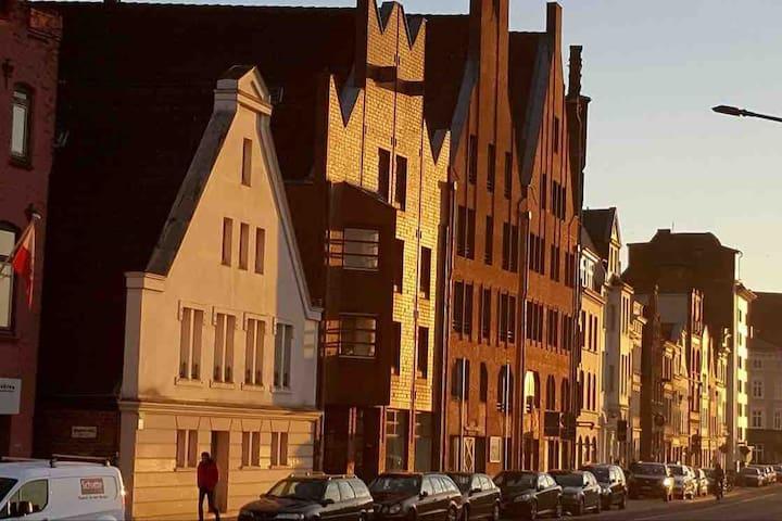 Ganghaus 1926  historisch