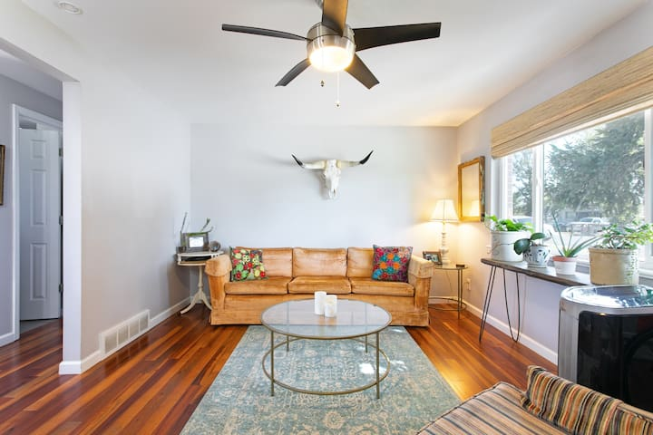 Centrally Located Room in Remodeled Home