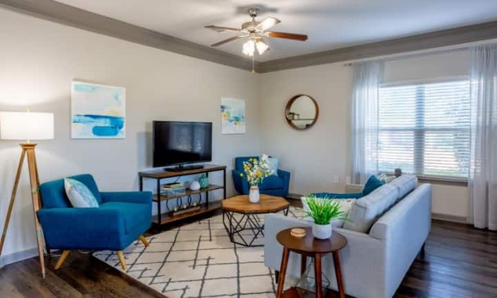 Live + Work + Stay + Easy   3BR in Prattville