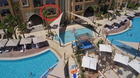 Appartement haut standing à Folla Aqua Resort